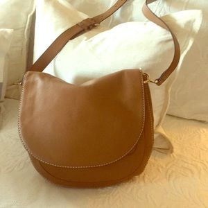 New Ellen Degeneres crossbody! Leather